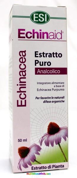 Echinacea tinktúra magas vérnyomás ellen
