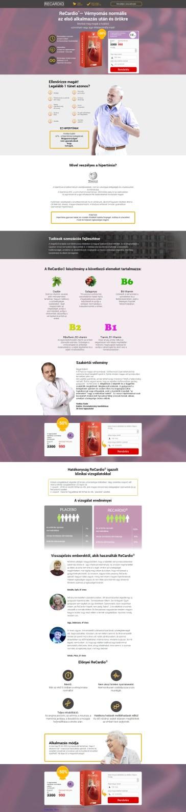 a magas vérnyomás meggyógyul magas vérnyomás természetes gyógyszerek