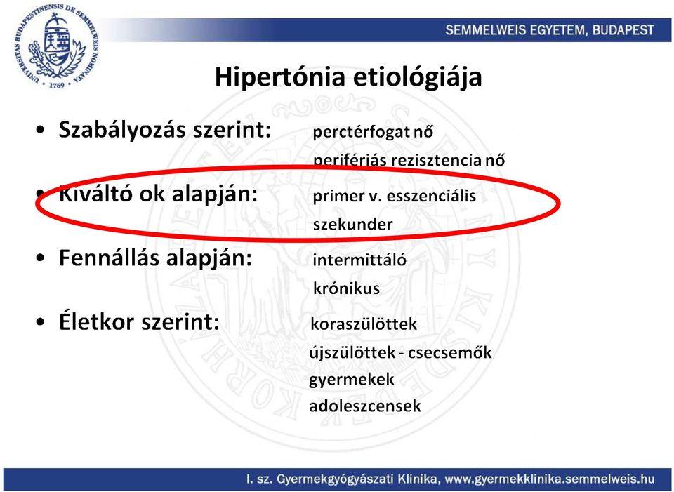 Mi a vegetatív-vaszkuláris dystonia hipertóniás típusú - Aranyér