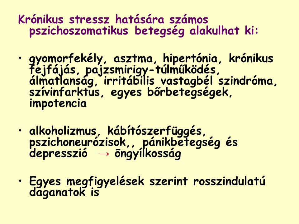 pszichoszomatika nyomás hipertónia magas vérnyomásos fülcsengés