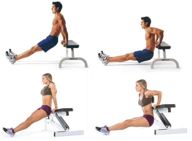 magas vérnyomás esetén nem végezhet gyakorlatokat)