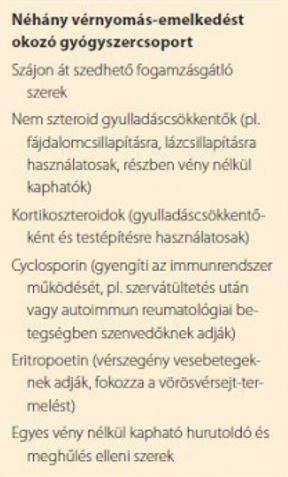 a hipertónia első csoportja