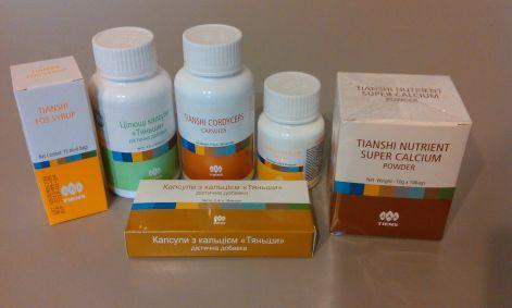 Tianshi termékek magas vérnyomás ellen)