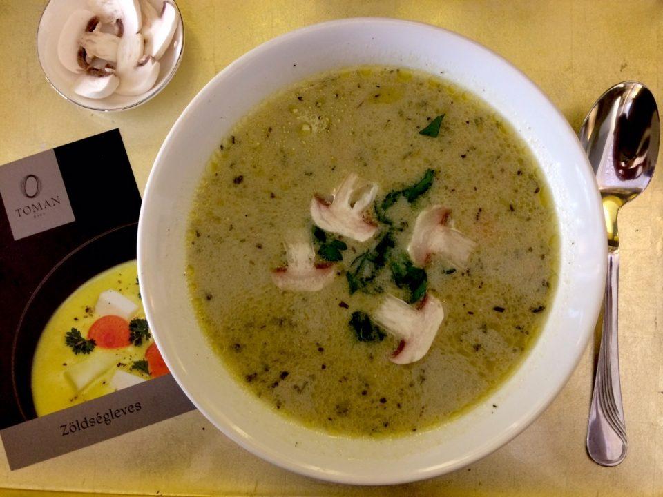 OTSZ Online - Gazpacho: vérnyomáscsökkentő a spanyol leves
