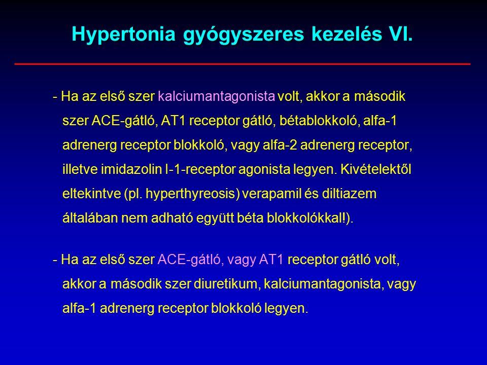 alfa 1 adrenerg blokkolók magas vérnyomás ellen)