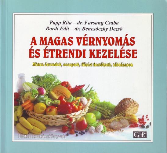 magas vérnyomás kezelés és diéta)