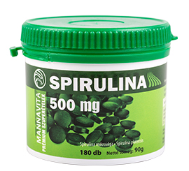 spirulina magas vérnyomás esetén fej magas vérnyomás tünetei
