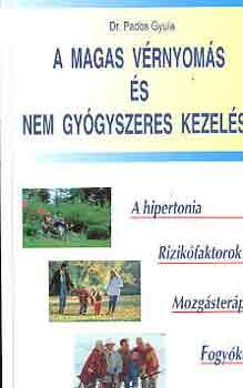 magas vérnyomás kezelés könyv)