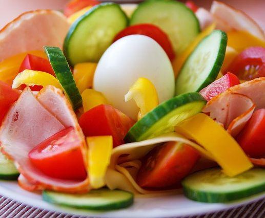 magas vérnyomás saláta