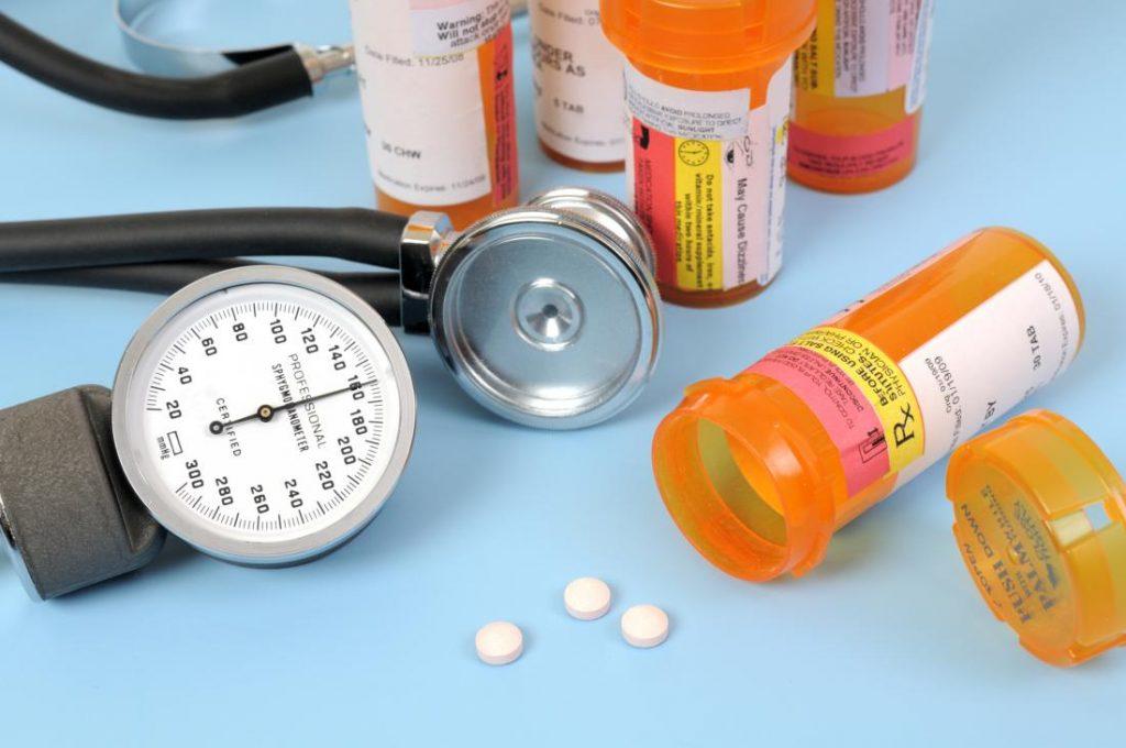 enyhe magas vérnyomású gyógyszerek