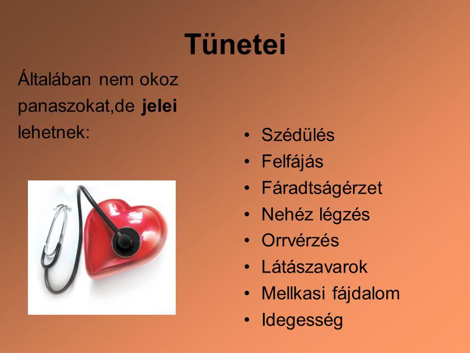 magas vérnyomás diagnózis kezelése)