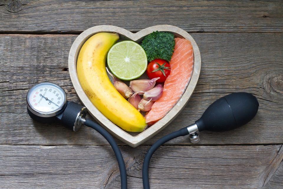 étel és víz magas vérnyomás ellen