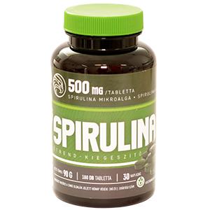 spirulina magas vérnyomás esetén hipertóniás testnevelés alóli felmentés