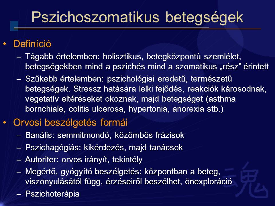 pszichoszomatikus hipertónia