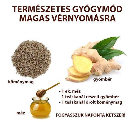 Méz és almaecet kombinációja, ami perceken belül megszabadít a magas vérnyomástól