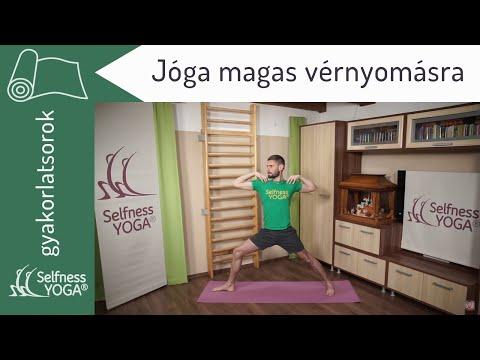 gyógyító torna magas vérnyomásért videó