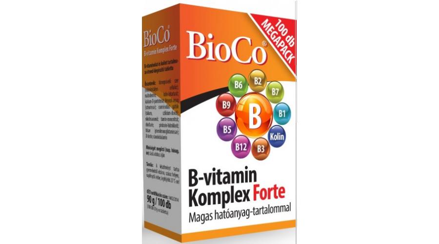 magas vérnyomás és B-vitaminok