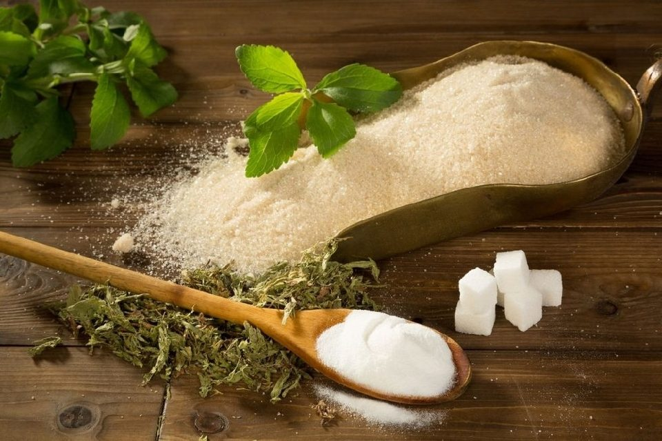 magas vérnyomás és stevia