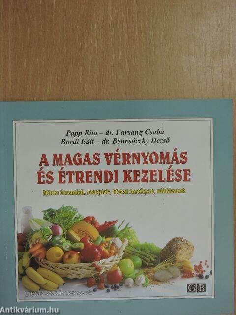 magas vérnyomás és receptjei)