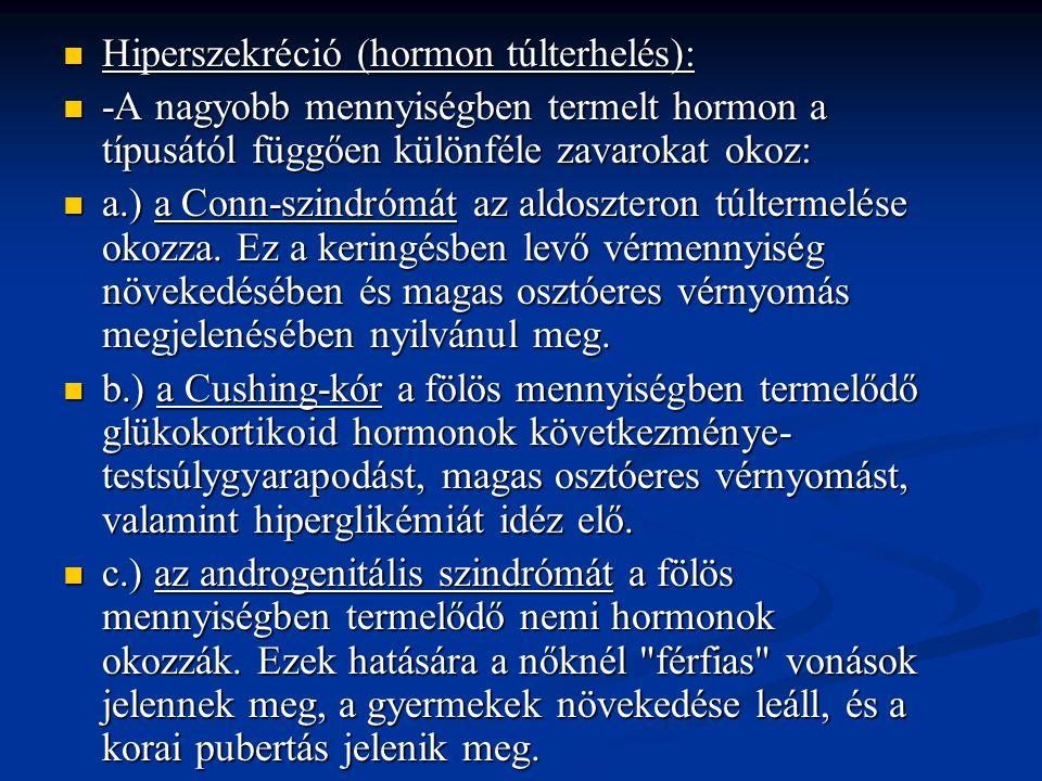 magas vérnyomás és glükokortikoidok)