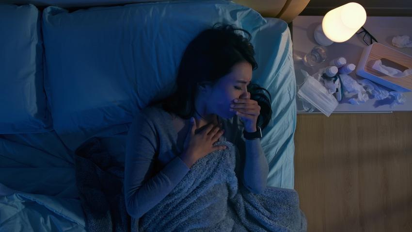 Az éjszakai köhögés okai és kezelése