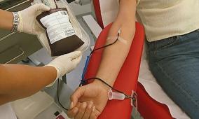 magas vérnyomás esetén lehetséges a véradás)