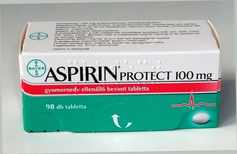 Aszpirin a szívbetegség ellen - Magyar Nemzeti Szívalapítvány