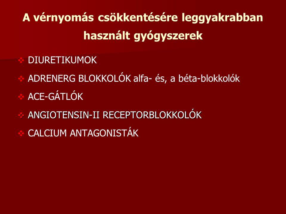 magas vérnyomás kalcium blokkolók)