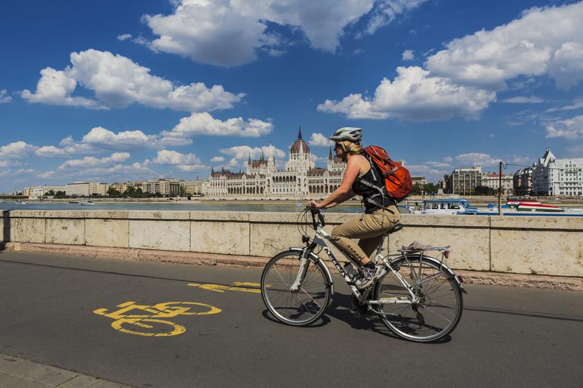 hipertónia kerékpár