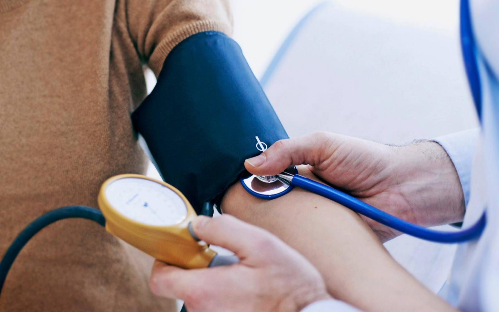 magas vérnyomás regisztrálva