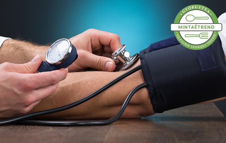 Borjomi magas vérnyomás ellen