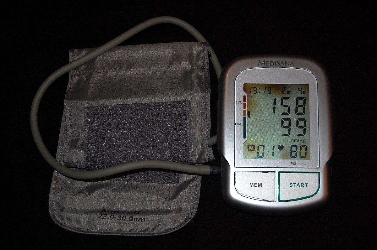 a magas vérnyomás előfordulása