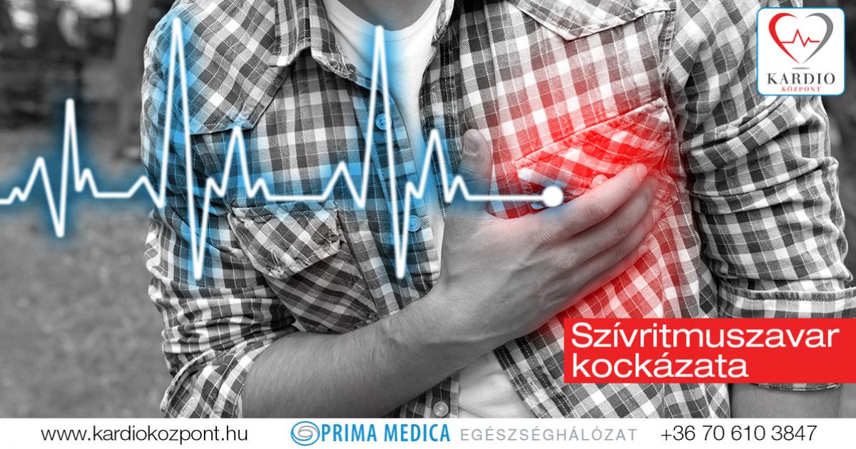 aritmia szindróma magas vérnyomás)