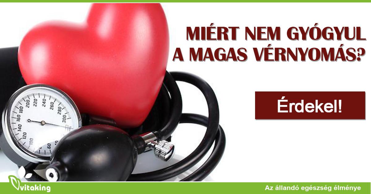 krónikus magas vérnyomás