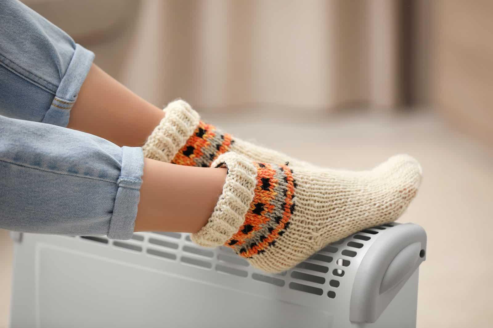 Miért hideg folyton a lábam? - HáziPatika