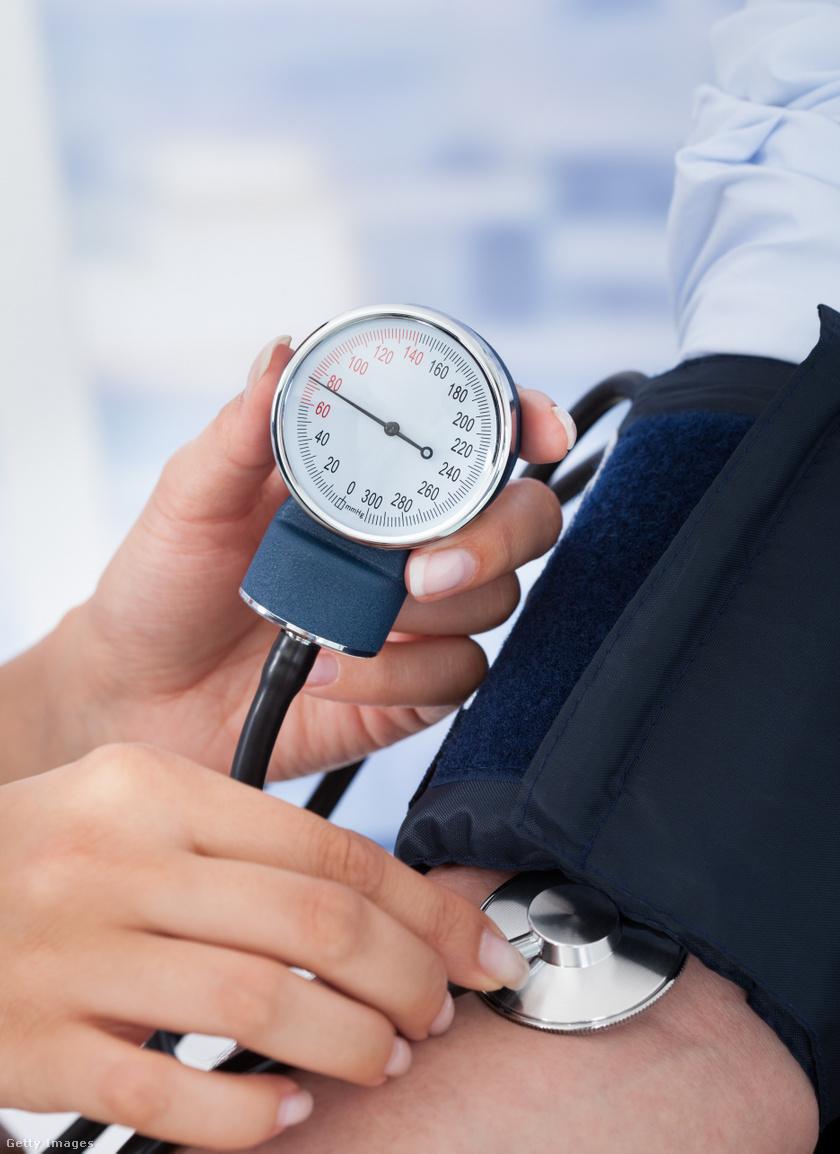 hogy néz ki a magas vérnyomás