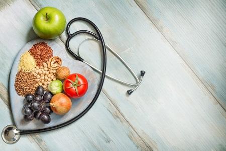 diéta angina pectoris és magas vérnyomás esetén
