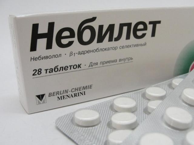 gyógyszer magas vérnyomásért nebilet