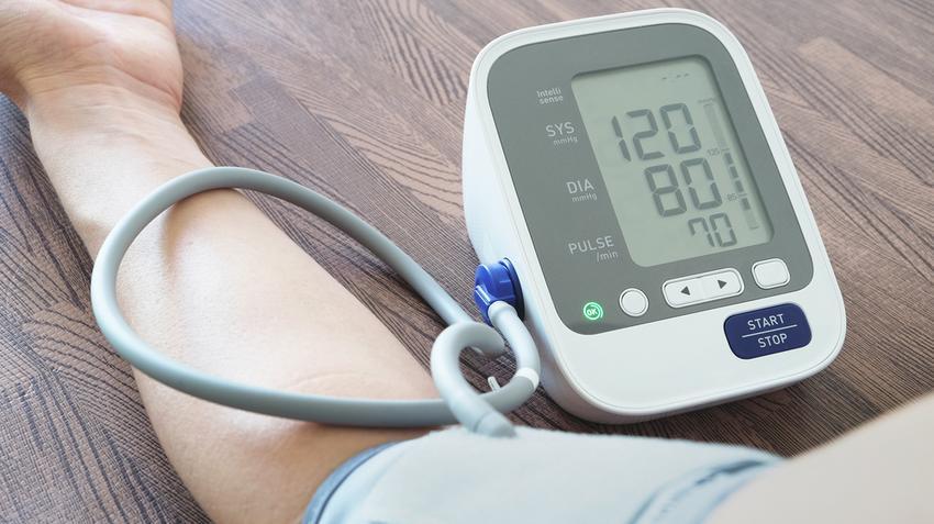 hogyan lehet mérni a magas vérnyomást