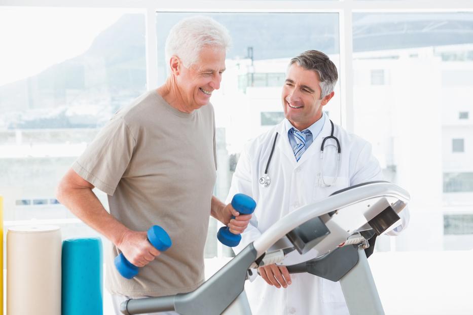 mozgás a magas vérnyomásból