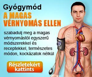 receptek a magas vérnyomás népi gyógymódjaival szemben