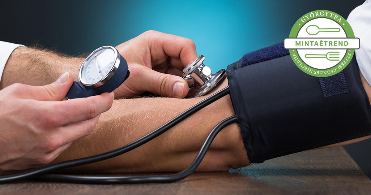 fehérje étrend és magas vérnyomás krónikus magas vérnyomás