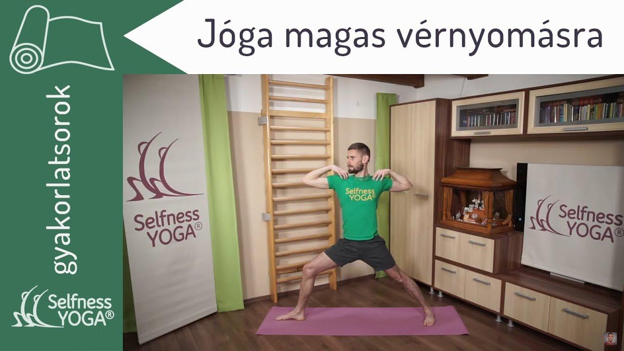 hasznos gyakorlat a magas vérnyomás video)