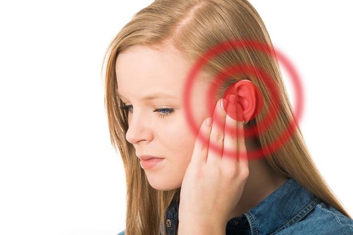 Az impulzus a fülbe kerül