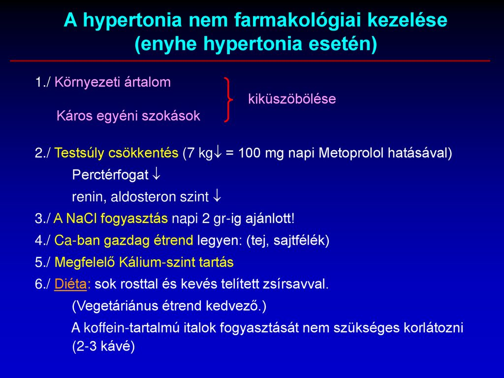 hogyan lehet csökkenteni a magas vérnyomást népi gyógymódokkal az izom hipertóniára jellemző