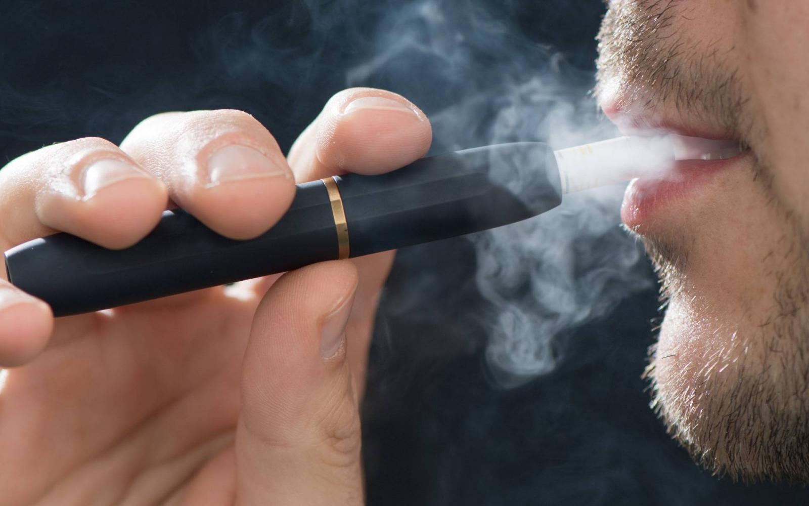 e-cigaretta és magas vérnyomás)
