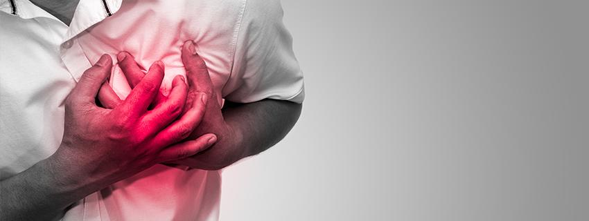 magas vérnyomás, de szívfájdalom
