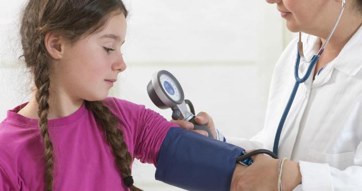 Magas vérnyomás gyerekkorban