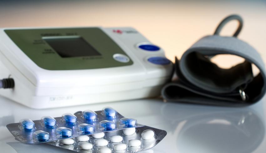 gyógyszeres kezelés magas vérnyomás esetén
