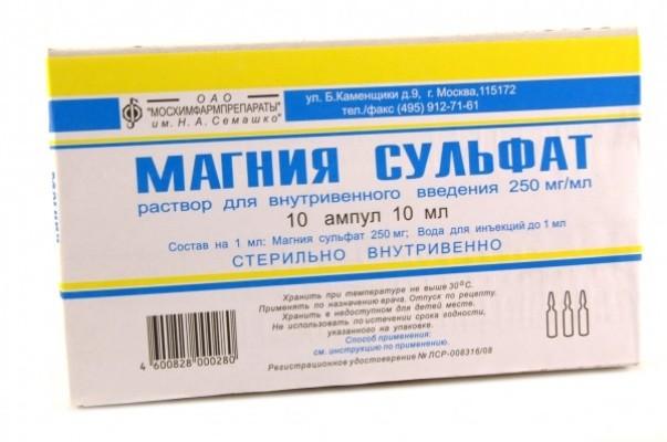 Magnézia adag magas vérnyomás esetén)